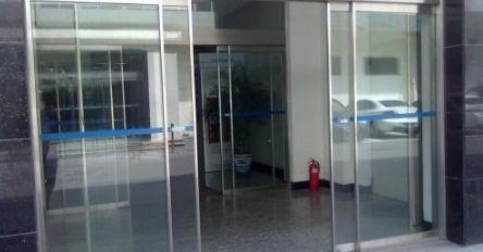 广州瑞可达电动门,广州自动玻璃门滨州